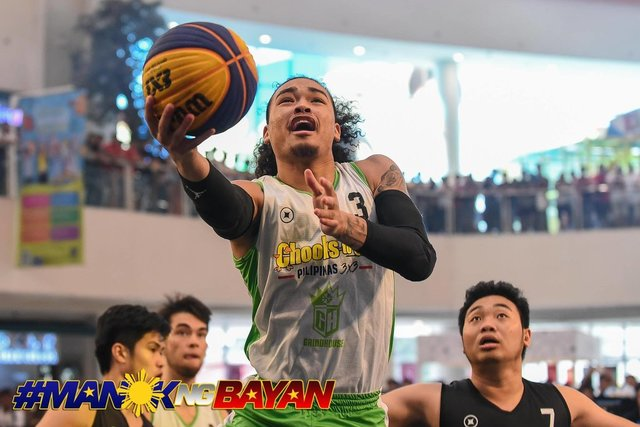 3X3 showdown: Pasig takes home Php1 million pot
