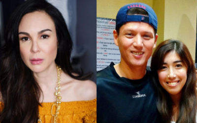 Kier Legaspi thanks Gretchen Barretto for defending him amid issues with daughter Dani