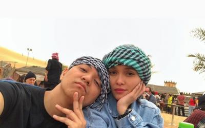 LOOK: KZ Tandingan, boyfriend TJ Monterde share photo of trip to UAE