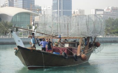 Ministry of Climate Change bans use of gargoor fishing nets in Abu Dhabi