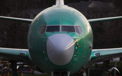 Pilots discover less than 40 seconds to fix error on Boeing 737 Max 8
