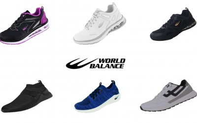 World Balance, Philippines' iconic footwear brand is now in Dubai