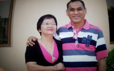 Cancer survivor goes home for good