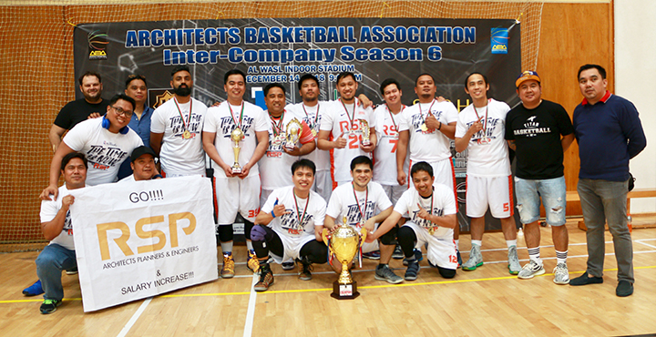 RSP boys come from behind to clinch 2019 ABA Intercompany title