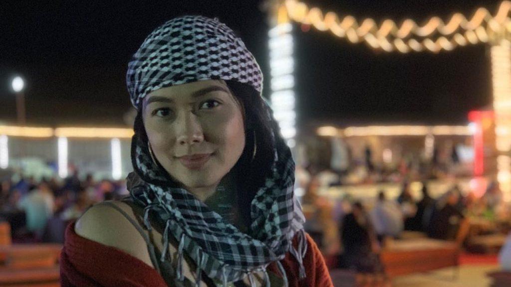 LOOK: Maja Salvador shoots new project in Dubai