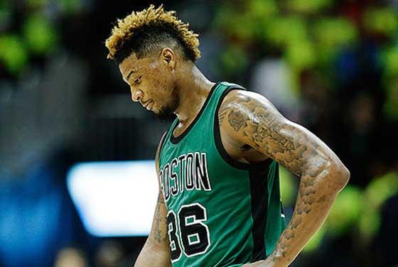 Celtics' Marcus Smart fined $50K for shoving