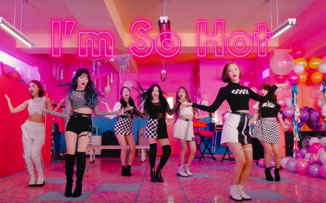 "WATCH: Momoland releases newest single ""I Am Hot"""