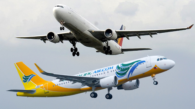 Do Cebu Pacific, PAL have Boeing 737 Max 8 jets in their fleets?