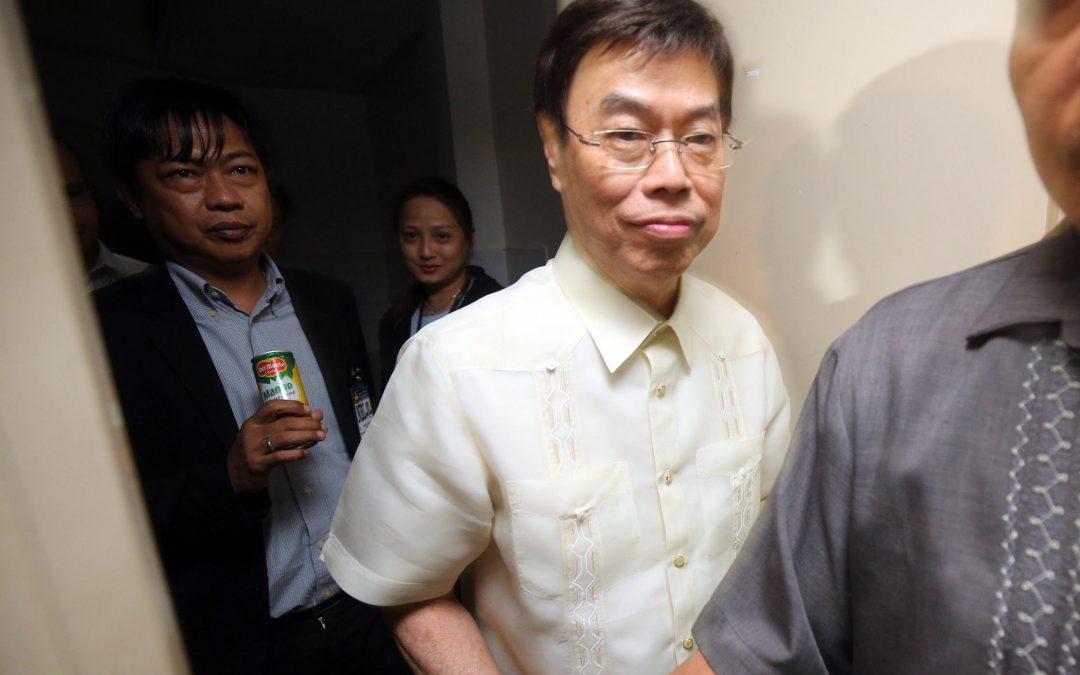 "Duterte to Peter Lim: ""I'll kill you"""