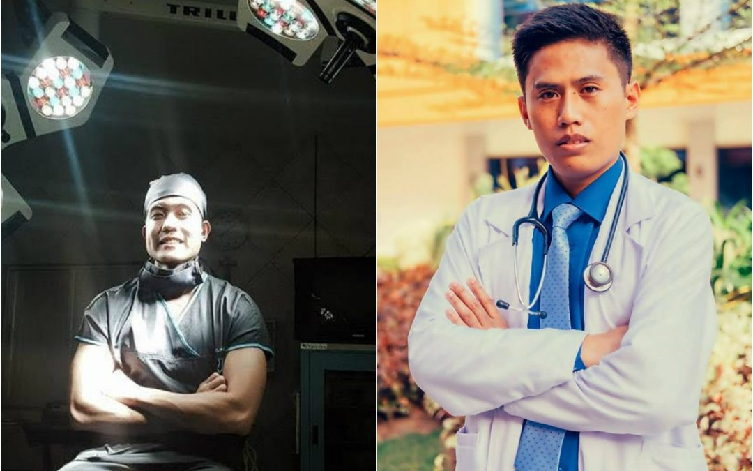 Two doctors give back to the community