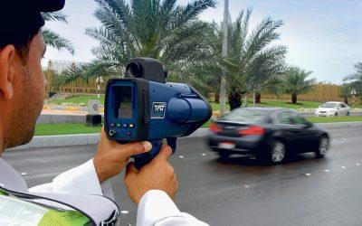 Sniper radar records 170 traffic violations daily