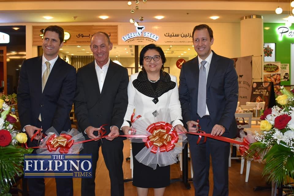 Teriyaki Boy & Sizzlin' Steak holds grand opening ceremony in Abu Dhabi