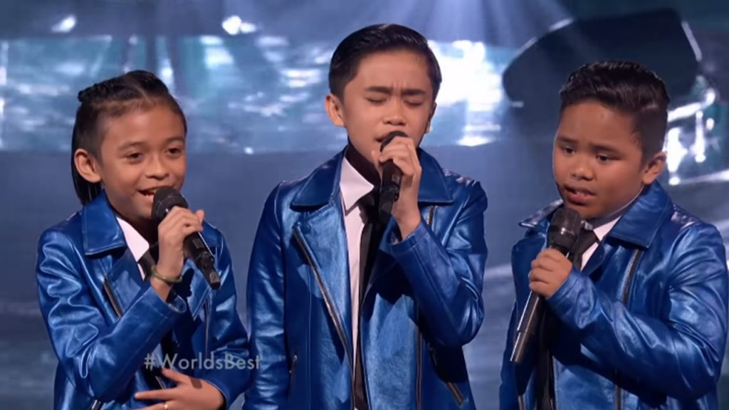 a4347bda001510 WATCH  TNT Boys belt out Jessie J hit on
