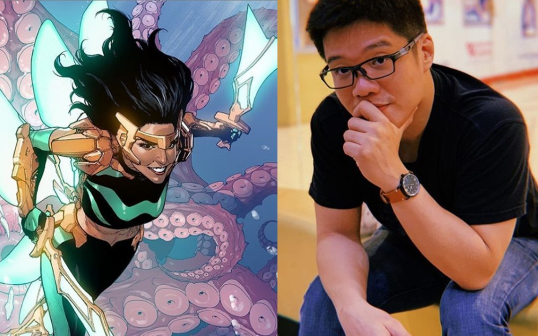 Meet the Cebuano artist behind Marvel's first Filipina superhero