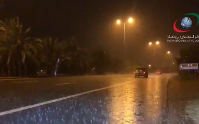 Weather Update: Temperatures slowly begin to rise, rain still expected in UAE