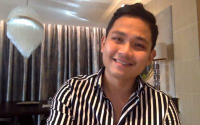 Late reporter Joseph Ubalde opened up about depression in Facebook video