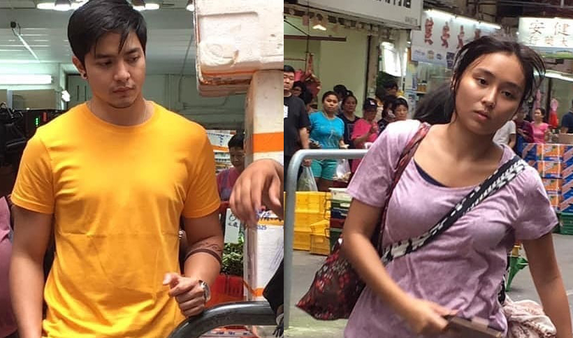 First look at Kathryn Bernardo, Alden Richards as OFWs for new movie