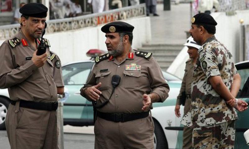 Saudi police arrest 13 people involved in foiled terror attack