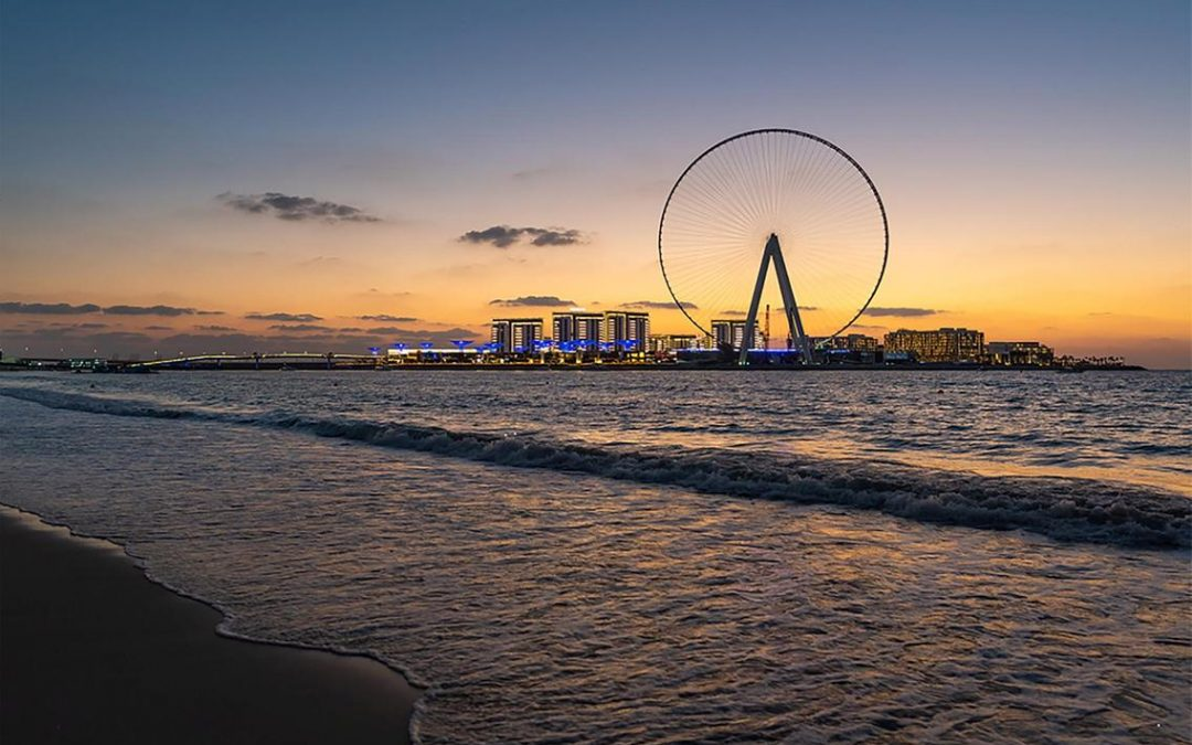 World's tallest Ferris wheel, Ain Dubai, to open in 2020