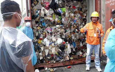 Canada commits to take back trash from Manila