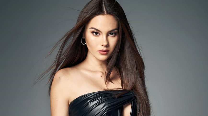 'Religion is never an excuse to hate' says Catriona Gray