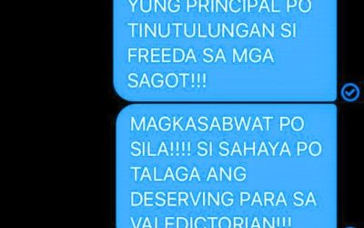 Netizen seeks DepEd help after his favorite TV character gets robbed of valedictorian post
