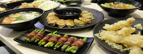 Delicacies of East meets flavors of West at Teriyaki Boy and Sizzlin' Steak