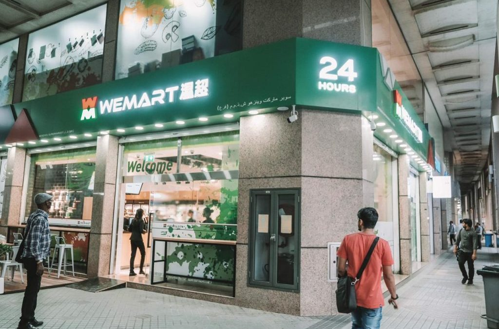 Get up to 50% discounts of your favorite Asian treats at WeMart