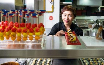 Celebrity chef to bring gourmet Filipino dishes at Filipino Food Festival