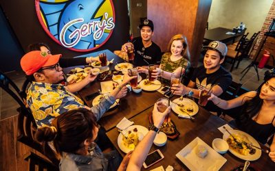 Gerry's Grill welcomes 1st year anniversary of serving delectable Filipino food