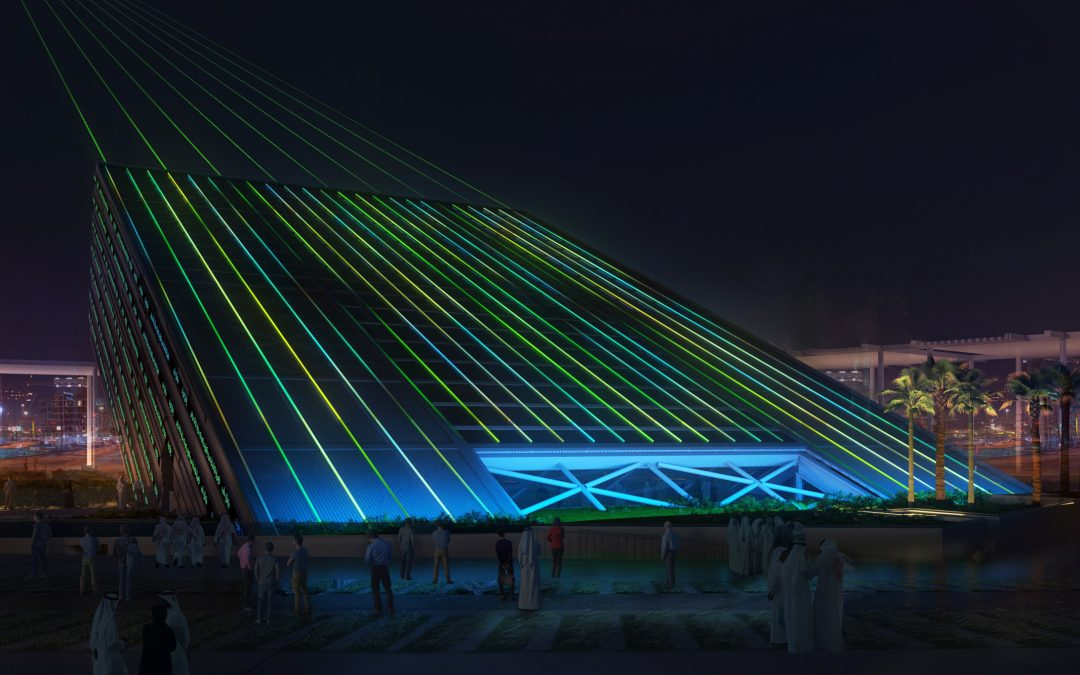 KSA's pavilion second largest at Expo 2020