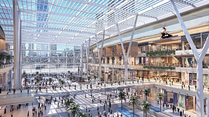 Shop 'til you drop: Dubai's Meydan One Mall to open 2020
