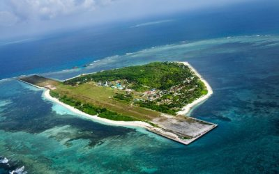 PH lodges diplomatic protest over presense of 275 Chinese vessels near Pag-asa