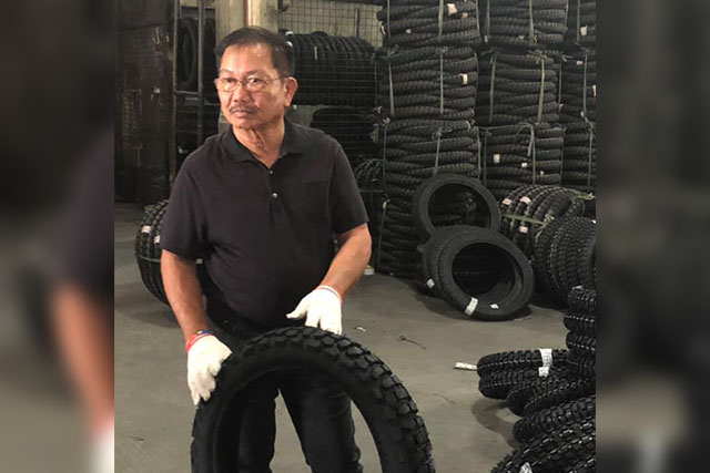 DA, DTI to launch first farmer-owned motorcycle tire brand