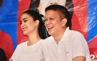 Heart Evangelista responds to basher who said her husband looks old