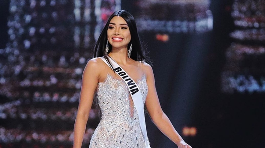 Miss Universe Bolivia dethroned after getting pregnant