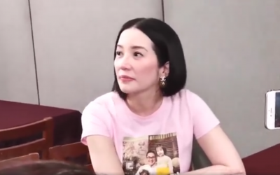 WATCH: Kris Aquino's on-cam interview during earthquake goes viral
