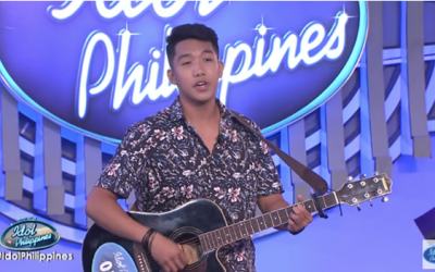 WATCH: Arnel Pineda's son auditions for 'Idol Philippines'