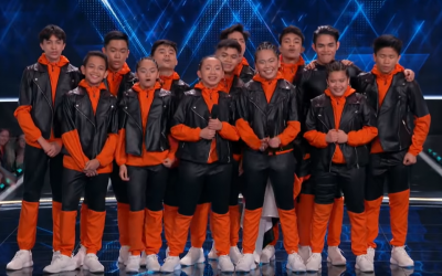 "Filipino dance group included in ""World of Dance"" finals"