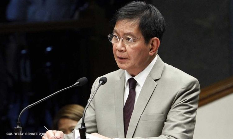 Lacson pushes for Senate bill removing 'bank secrecy protection' among gov't officials, workers
