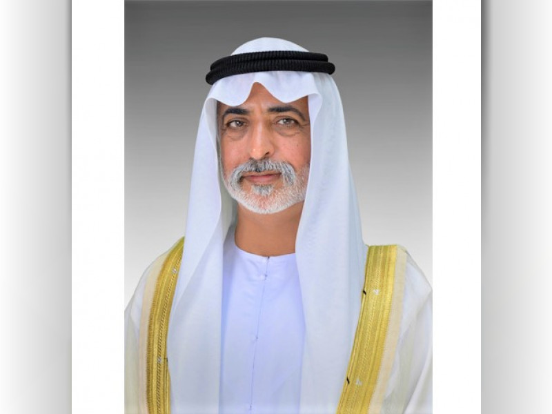 UAE's tolerance model has 'potential to become a global movement for good': Sheikh Nahyan