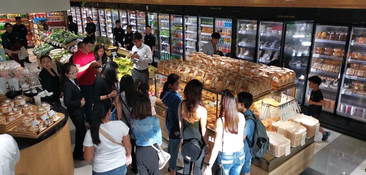 WEMART: UAE's market fusion of Asian groceries, food mart - The