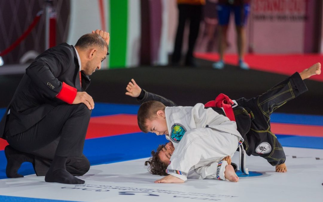 Abu Dhabi World Professional Jiu-Jitsu Championship shows Jiu-Jitsu is a sport for all
