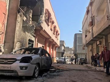 12 Filipinos, including kids still trapped near Tripoli in Libya