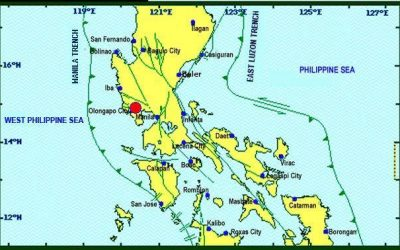 EARTHQUAKE ALERT: Magnitude 4.4 earthquake hits Bataan