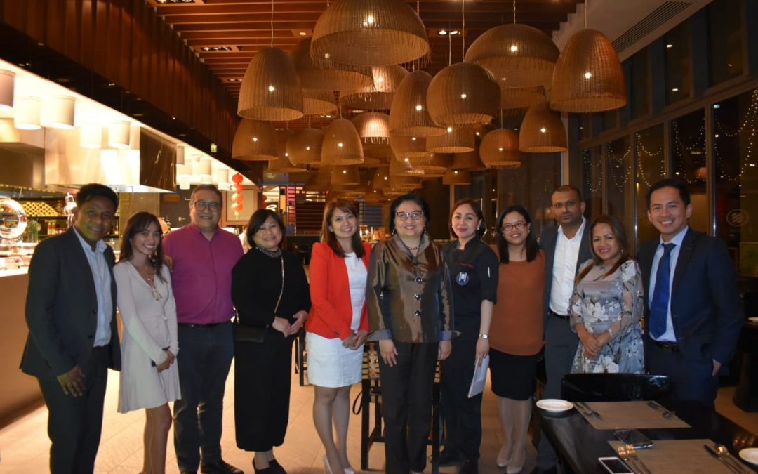 Filipina chef introduces Asian flavors with a twist in Abu Dhabi
