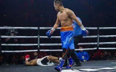 Donaire is still WBA bantam champ