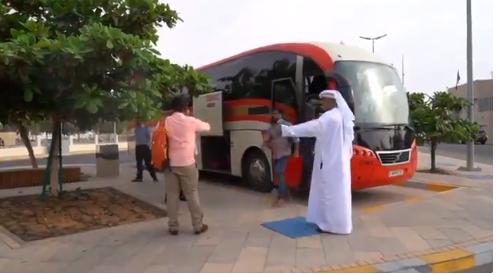 WATCH: RTA Dubai, DoT Abu Dhabi introduces Dubai-Al Ain