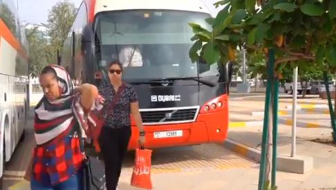 Watch Rta Dubai Dot Abu Dhabi Introduces Dubai Al Ain Direct Bus Route The Filipino Times