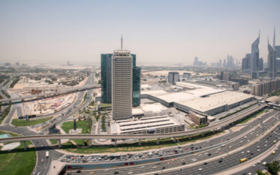 DWTC named 'Middle East's Leading Exhibition and Convention Centre'